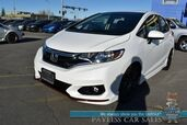 2018 Honda Fit Sport / Automatic / Power Locks & Windows / Bluetooth / Back Up Camera / Cruise Control / Only 3k Miles / 1-Owner