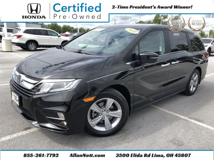 2018 Honda Odyssey EX-L Lima OH