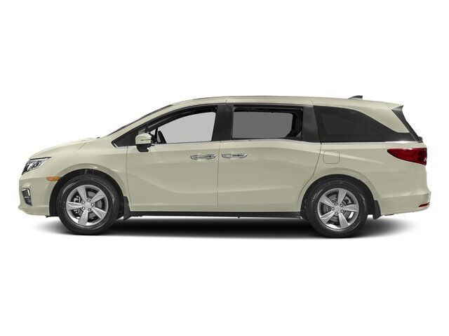 2018 Honda Odyssey EXL with Navigation and Rear Entertainment
