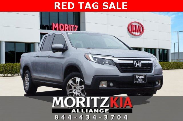 2018 Honda Ridgeline RTL-T Fort Worth TX