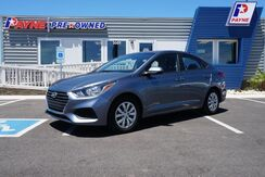 2018_Hyundai_Accent_SE_ Harlingen TX