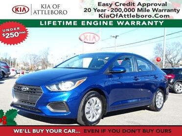 2018_Hyundai_Accent_SE_ South Attleboro MA