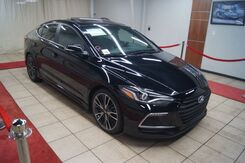 2018_Hyundai_Elantra_6 AT ,LEATHER ALLOY WHEELS, AND SUN ROOF_ Charlotte NC