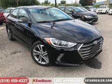 2018_Hyundai_Elantra_GLS   1 OWNER   LEATHER   ROOF   CAM_ London ON