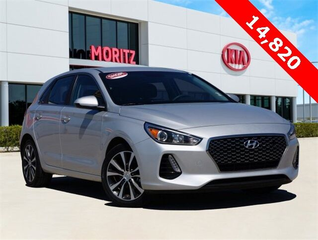 2018 Hyundai Elantra GT Base Fort Worth TX