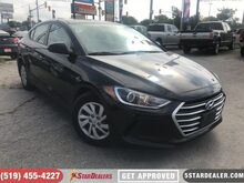 2018_Hyundai_Elantra_LE   ONE OWNER   HEATED SEATS_ London ON