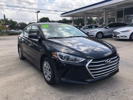 2018 Hyundai Elantra SE 6AT Houston TX