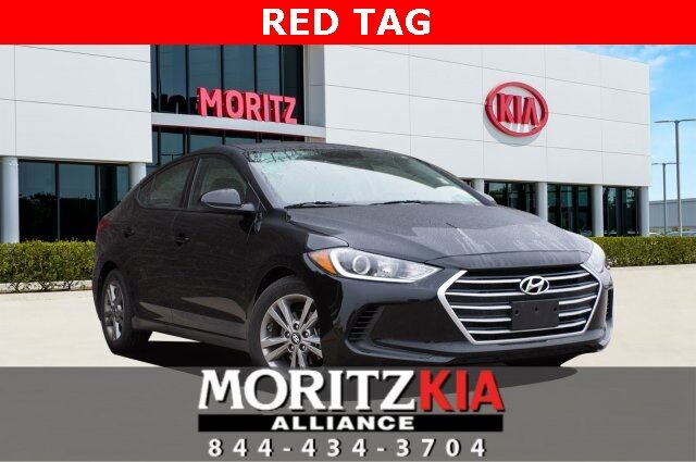 2018 Hyundai Elantra Value Edition Fort Worth TX