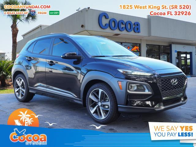 2018 hyundai kona limitedfor sale orlando fl titusville. Black Bedroom Furniture Sets. Home Design Ideas