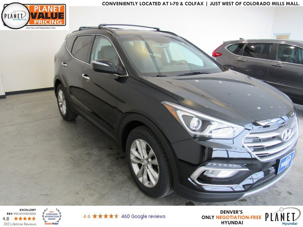 2018 Hyundai Santa Fe Sport 2 0l Turbo Golden Co 21262848