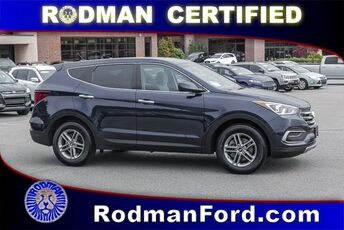 2018 Hyundai Santa Fe Sport 2.4 Base Boston MA