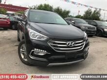 2018_Hyundai_Santa Fe Sport_2.4 SE   LEATHER   ROOF   CAM   AWD_ London ON