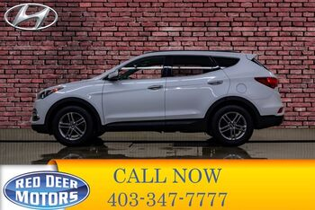 2018_Hyundai_Santa Fe Sport_AWD SE Leather Roof BCam_ Red Deer AB