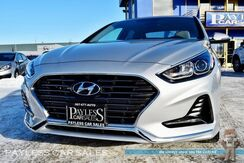2018_Hyundai_Sonata_SEL / Automatic / Heated Seats / Blind Spot Assist / Bluetooth / Back-Up Camera / Cruise Control / Block Heater / 35 MPG / 1-Owner_ Anchorage AK