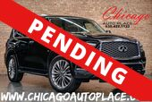 2018 INFINITI QX80-AWD LUXURY-$84435 Window Sticker.....