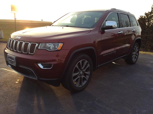 2018 JEEP GRAND CHEROKEE Limited Viroqua WI