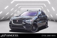 2018_Jaguar_F-PACE_25t Premium Pano Roof Backup Camera upgrade Wheels._ Houston TX