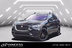 Jaguar F-PACE 25t Premium Pano Roof Backup Camera upgrade Wheels. 2018