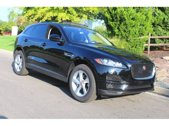 2018 Jaguar F-PACE 25t Premium Kansas City KS