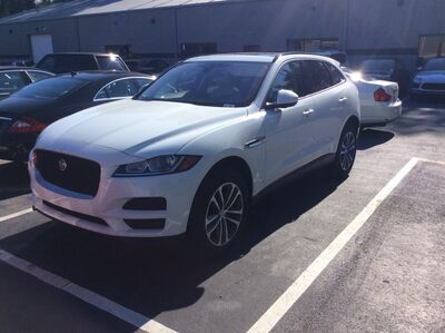 2018_Jaguar_F-PACE_25t Premium_ Charleston SC