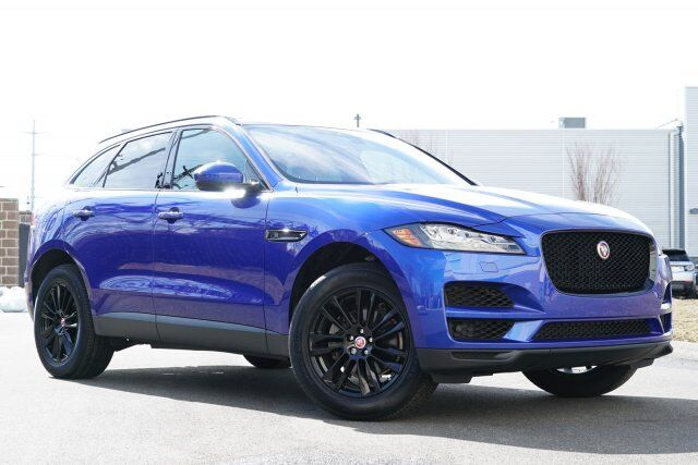 2018 Jaguar F-PACE 25t Prestige AWD Fairfield CT