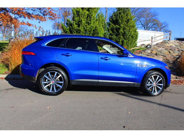 2018 Jaguar F-PACE 25t Prestige Kansas City KS