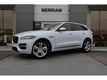 2018_Jaguar_F-PACE_25t R-Sport_ Kansas City KS