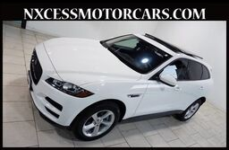 Jaguar F-PACE 30t Premium AWD Pano-Roof Navigation Factory Warranty. 2018