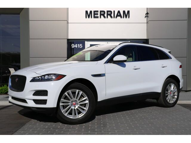 2018 Jaguar F Pace 30t Prestige Merriam Ks 22193096