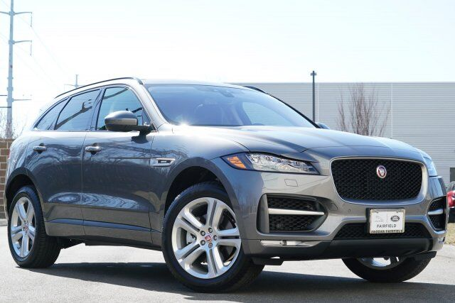 2018 Jaguar F-PACE 30t R-Sport AWD Fairfield CT