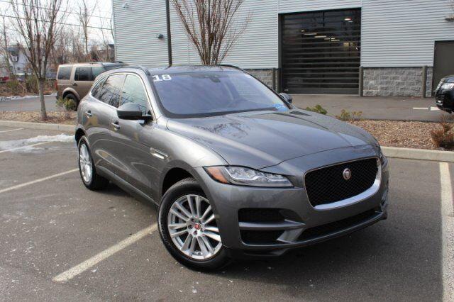 2018 Jaguar F-PACE 35t Prestige AWD Fairfield CT
