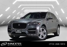 2018_Jaguar_F-PACE_35t R-Sport AWD V6 Supercharged Navigation, Heads Up Display and more.._ Houston TX
