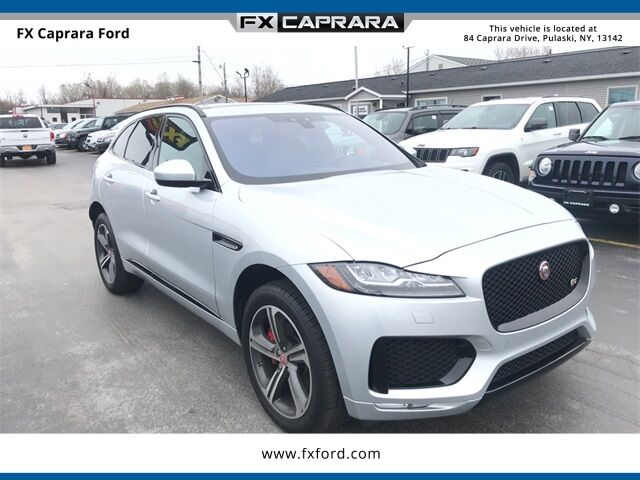 2018 Jaguar F-PACE S Watertown NY