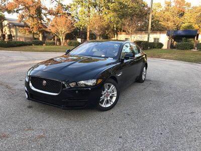 2018_Jaguar_XE_20d Premium_ Charleston SC