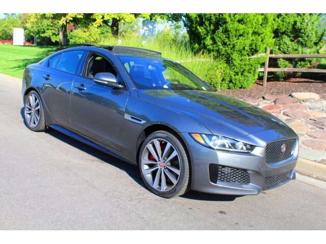 2018 Jaguar XE S Kansas City KS