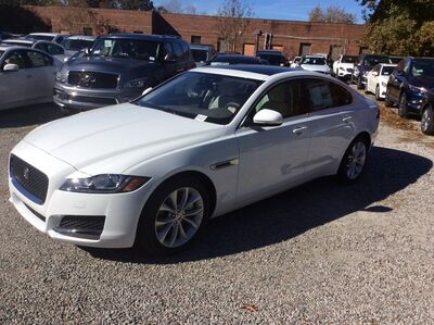 2018_Jaguar_XF_25t Premium_ Charleston SC