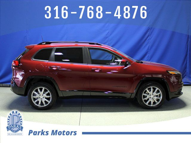 2018 Jeep Cherokee Latitude Wichita KS ...