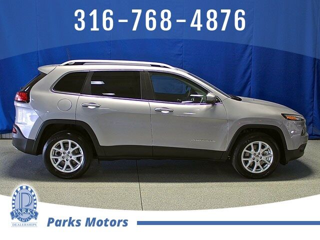 2018 Jeep Cherokee Latitude Plus Wichita KS ...