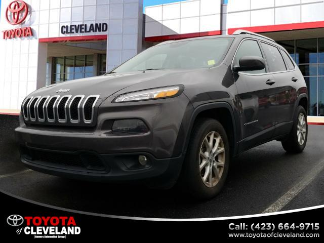 2018 Jeep Cherokee Latitude Plus McDonald TN