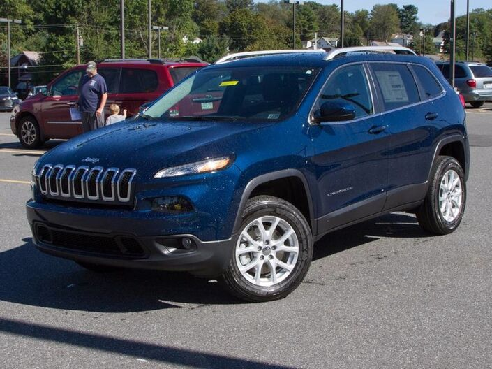 2018 Jeep Cherokee Latitude Plus Pottsville PA