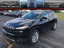 2018_Jeep_Cherokee_Limited_ Milwaukee and Slinger WI