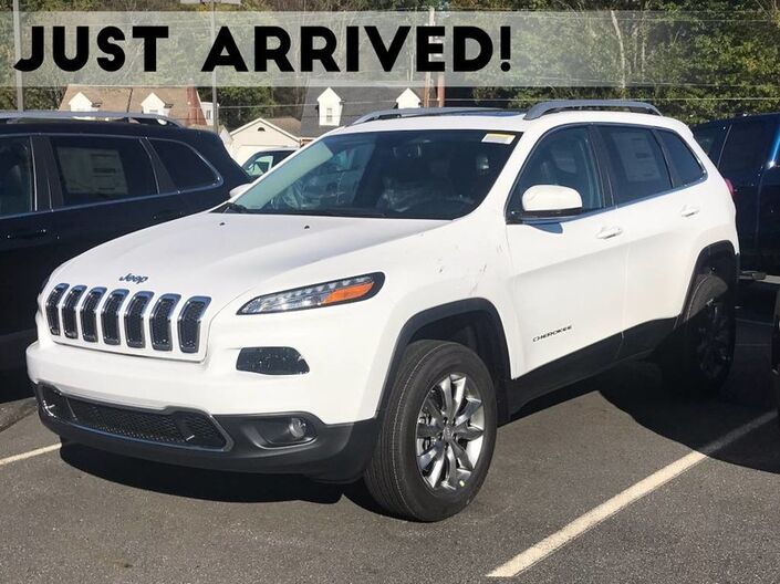 2018 Jeep Cherokee Limited Pottsville PA