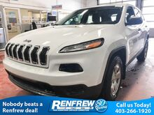 2018_Jeep_Cherokee_Sport 2.4L Tigershark 4x4/Back-Up Cam/Bluetooth_ Calgary AB