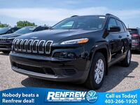 Jeep Cherokee Sport 4x4, Back-Up Cam, Remote Start 2018