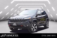 2018_Jeep_Cherokee_Trailhawk 4X4_ Houston TX