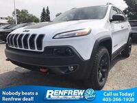 Jeep Cherokee Trailhawk Leather Plus 4x4 2018