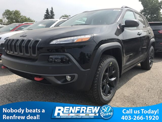 2018 jeep cherokee trailhawk.  trailhawk 2018 jeep cherokee trailhawk leather plus 4x4 calgary ab  inside jeep cherokee trailhawk