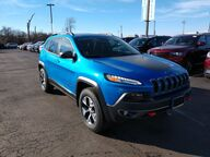 2018 Jeep Cherokee Trailhawk Watertown NY