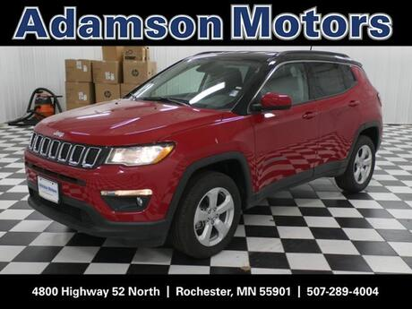 2018 Jeep Compass  Rochester MN