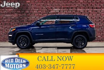 2018_Jeep_Compass_4x4 Sport BCam_ Red Deer AB
